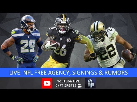 NFL Daily: Free Agency Talk With Mitchell Renz & Tom Downey (March 12th)