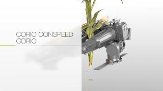 Przystawka do kukurydzy CORIO CONSPEED. Animation. / 2017