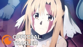 Sword Art Online Alicization War of Underworld | OFFICIAL TRAILER