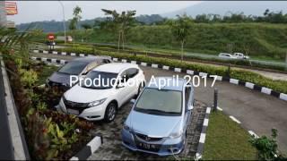 My Self Control (Honda All New Jazz 2017 & Honda HRV CVT Test Drive )