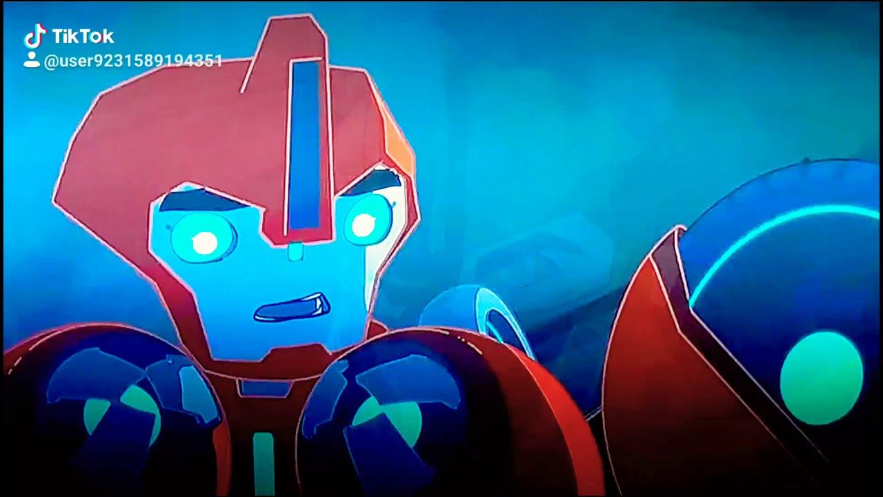 Трансформеры роботы под прикрытием озвучка Маша и медведь ...