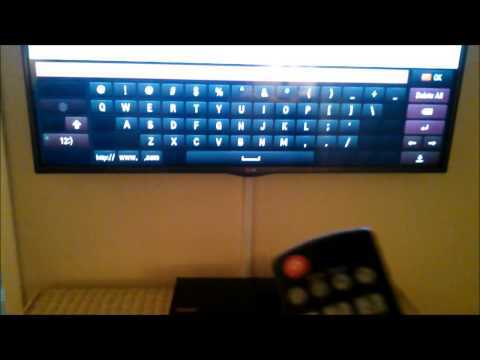 How to connect LG Smart TV to network, internet, apps