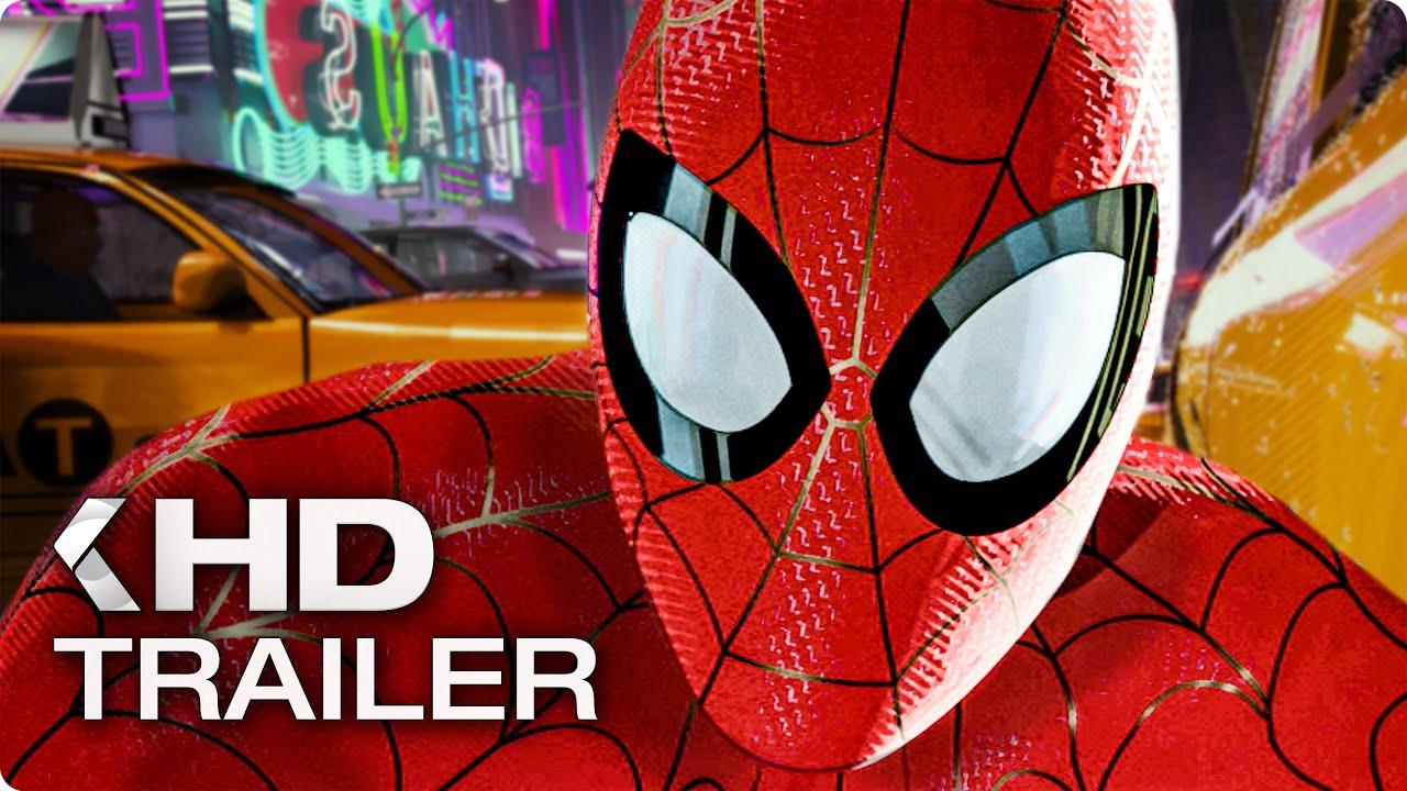 spiderman a new universe kinox