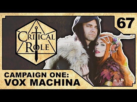 The Chase to Glintshore | Critical Role...
