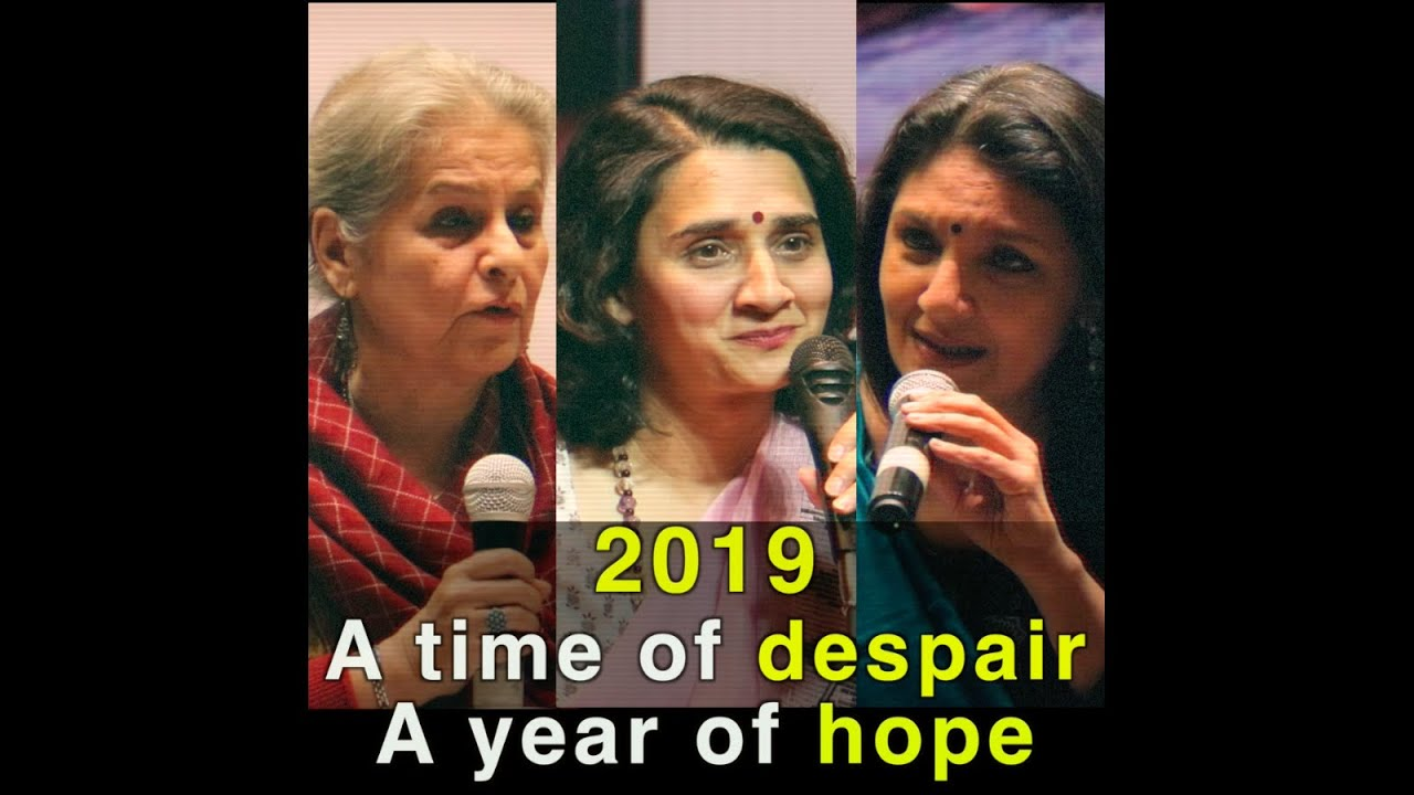 2019 - A Time of Despair, a Year of Hope | NewsClick