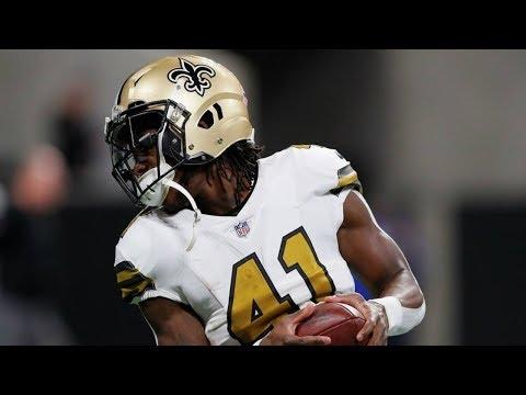 NFL 2017 Rookies' First Career Touchdown