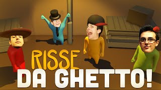 RISSE DA GHETTO! w/Stepny, Surreal & Vegas