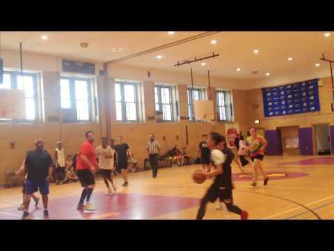 Ryan middle school basketball team