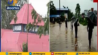 Kerala heavy Rainfall | Red Alert Issued in Idukki, Wayanad and Kozhikode