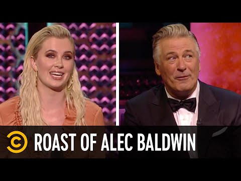 Ireland Baldwin Gives Her Dad Some Tough Love - Roast of Alec Baldwin