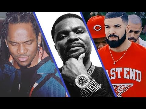 J Prince Sends a THREATENING Message To Pusha T About Drake!!