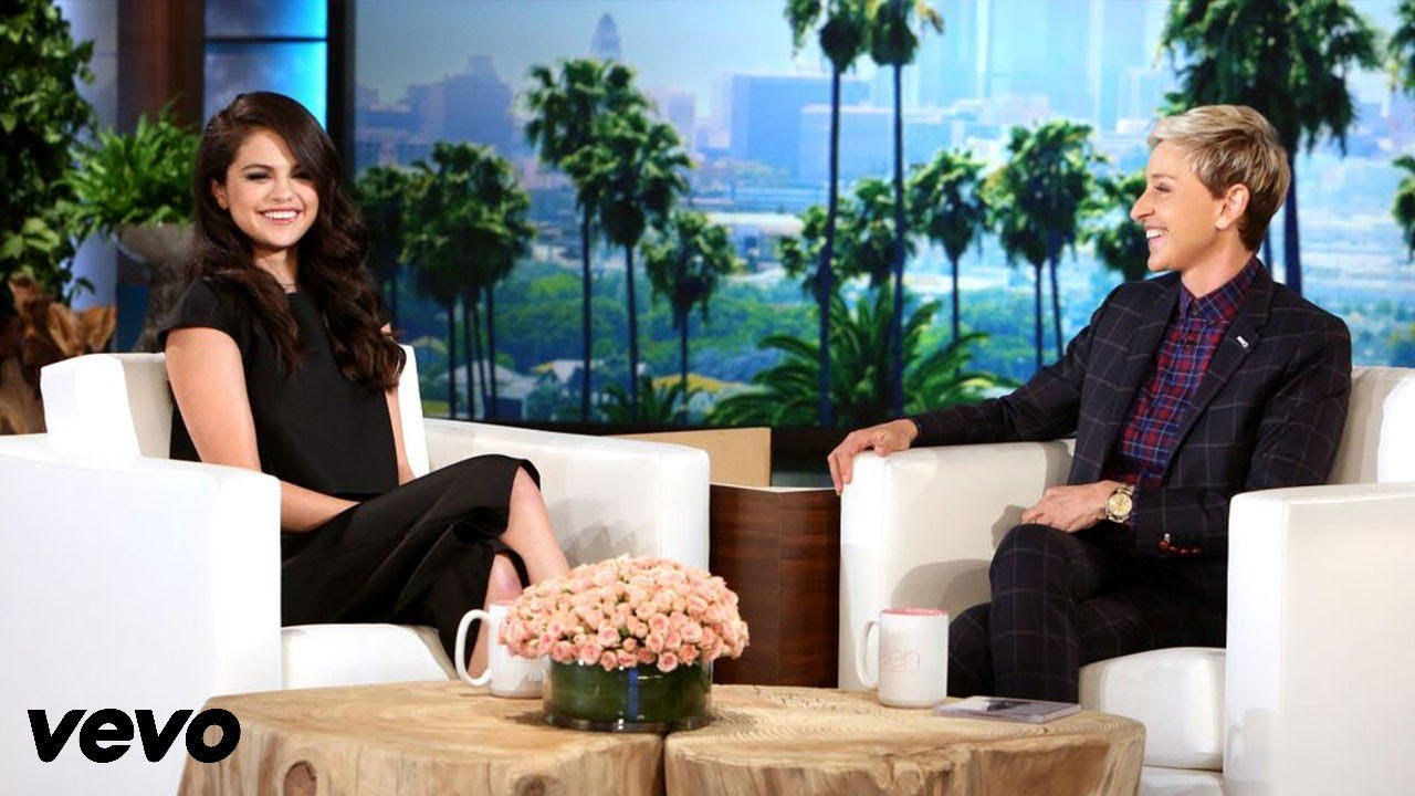 Download All interviews about Justin and Selena on Ellen Show