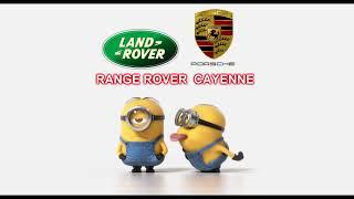 Range Rover vs Porsche Cayenne 4x4 Offroad Minions Style