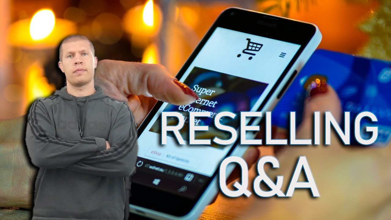 Online Arbitrage & Reselling Weekly Q&A #16