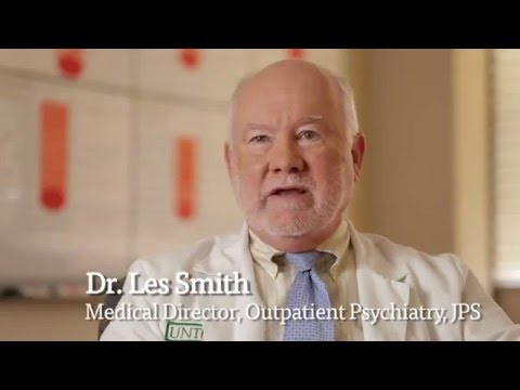 Caring for the Mental Health of Tarrant County