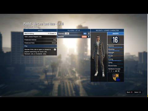 GTA online - Madness! 161 - Rally/Jane/ No way