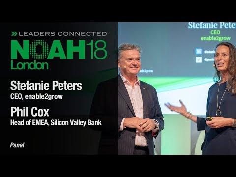 Panel: enable2grow & Silicon Valley Bank - NOAH18 London
