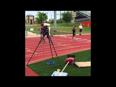 Springtown Porcupine Track - District 8-4A Track And Field Championship