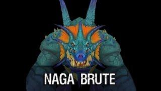 Naga Brute - Legion Model