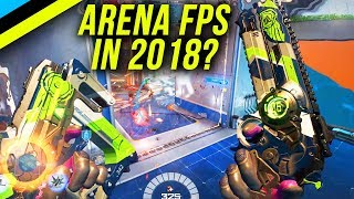 The Plight Of Arena Shooters - RIP Bosskey & Lawbreakers