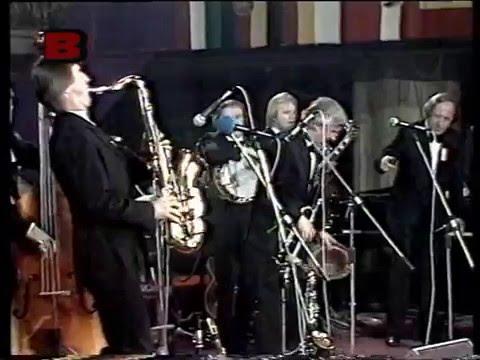 Chris Barbers Brass Band Lucerna - Praha 1984