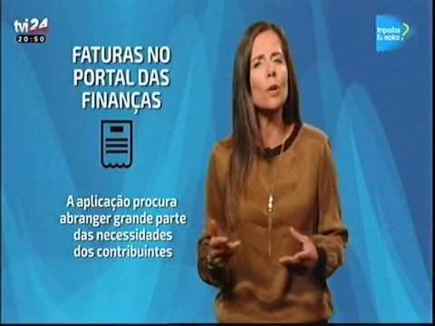 TVI 24 - Impostos? Eu Explico - Faturas no Portal das Finanças