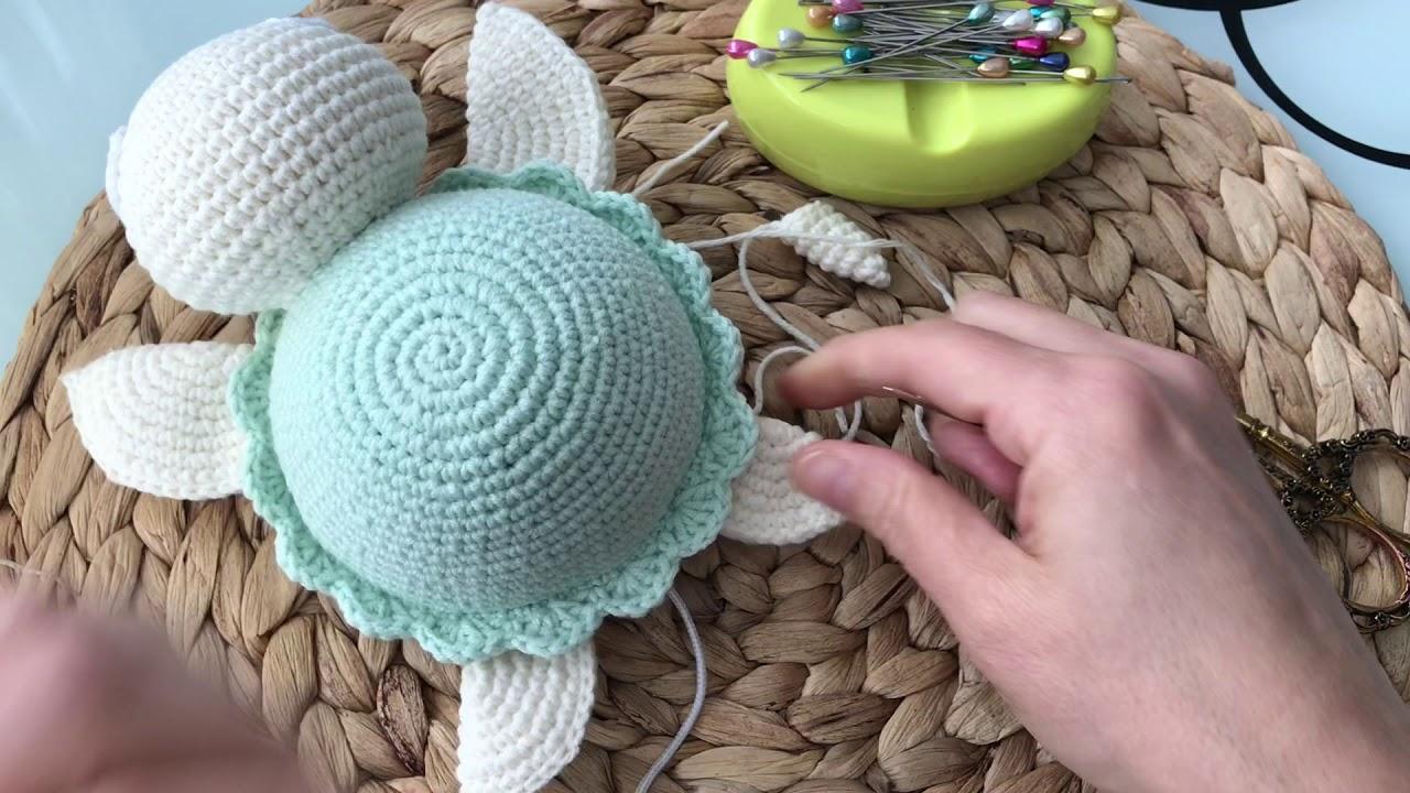 Kaplumbağa Yapımı (PART4)
