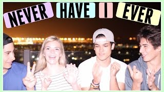 NEVER HAVE I EVER FT. BBP | Griffin Arnlund