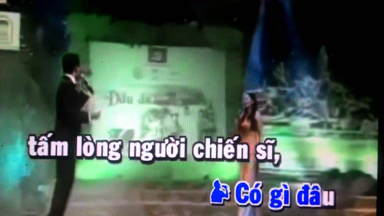 Gửi em ở cuối sông hồng karaoke sc (thiếu giọng nữ )