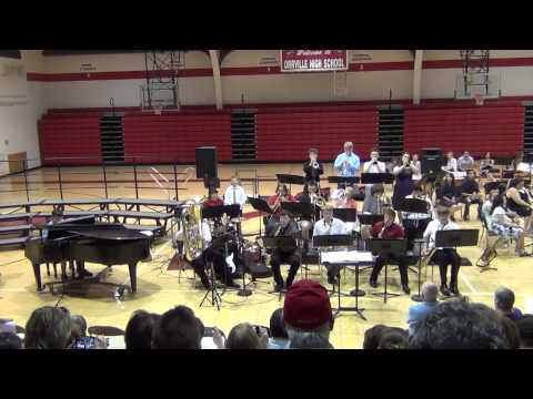 Orrville High School Jazz Band - Stars and Stripes Forever
