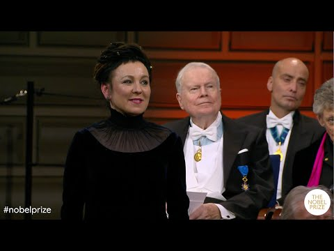 2019 Nobel Prize Award Ceremony