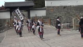 2016年12月14日、第113回 赤穂義士祭が開催されました。一番...