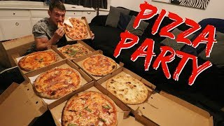 ALL THE PIZZA | Full Day of Eating