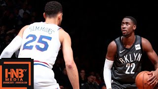 Philadelphia Sixers vs Brooklyn Nets - Game 4 - Full Game Highlights | April 20, 2019 NBA Playoffs