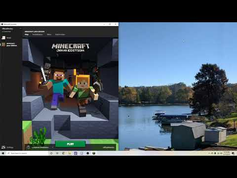 How To Allocate More RAM To Minecraft + Download Java 64 Bit // Java & Twitch Launcher