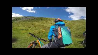 Lenzerheide/Valbella bikepark 2017