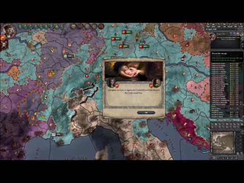 CK2: Monks and Mystics - Venezia Merchant republic - Episode 77