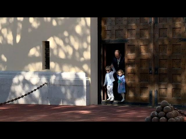 Prince Albert of Monaco celebrates 60th birthday
