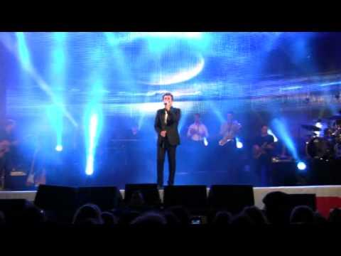 Tony Carreira ao vivo em Tomar - Festa dos tabuleiros 2011