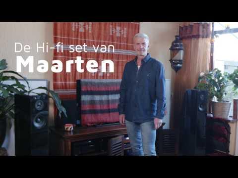 Set van lezers: Maarten