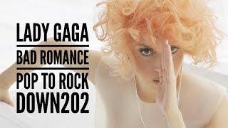 Lady Gaga - Bad Romance (Rock/Metal Cover)