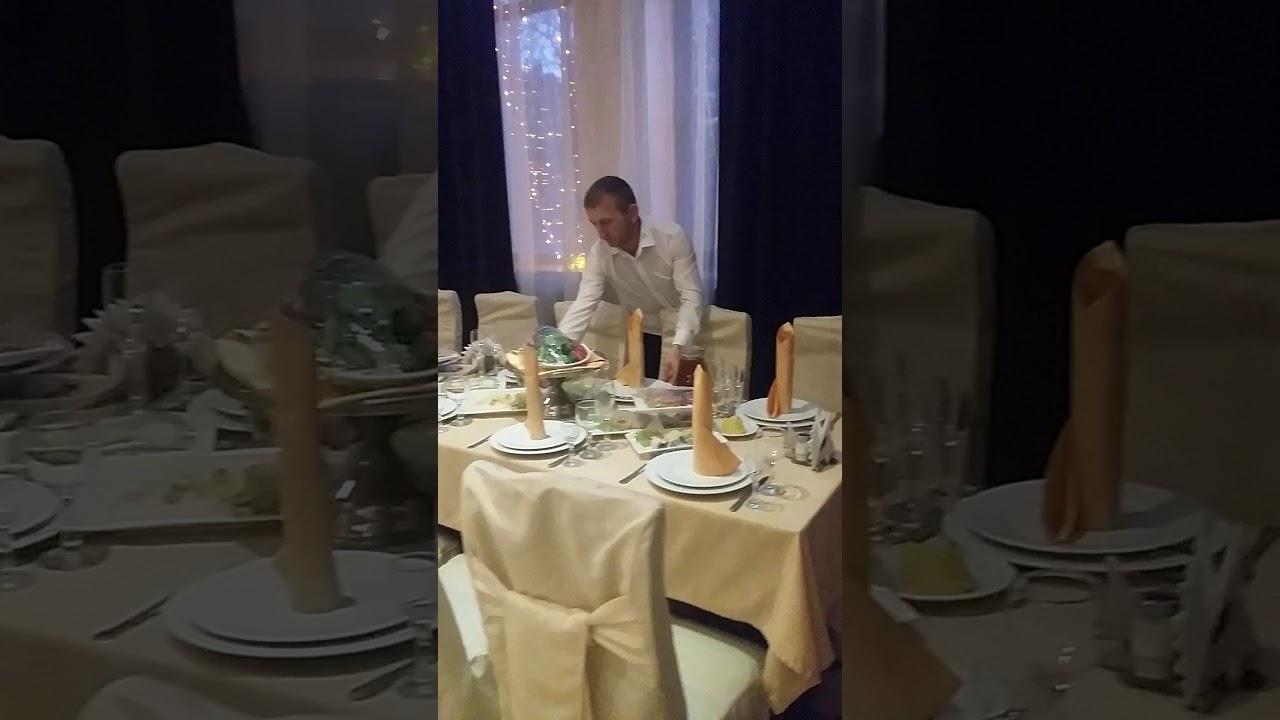 Ресторан талисман полтавская область фотоотчет