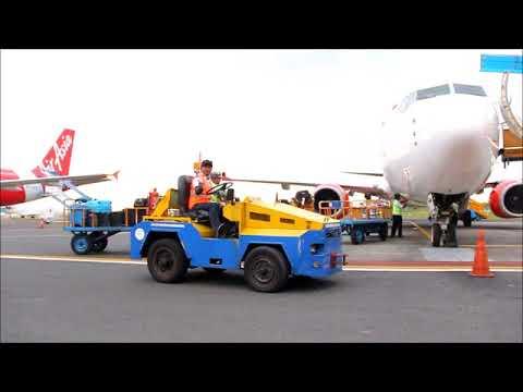 Passenger Handling Process Airport | Semarang