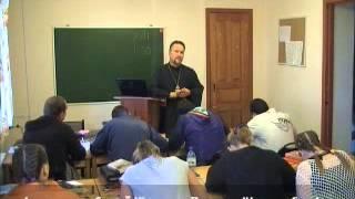Сергей Журавлев, Царское Село, Россия (3 урок) 2012.10.26