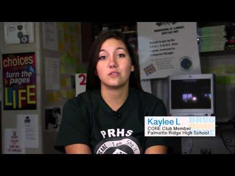 Keep Kids off of Drugs-Drug Free Collier-High School Program-Naples-Florida