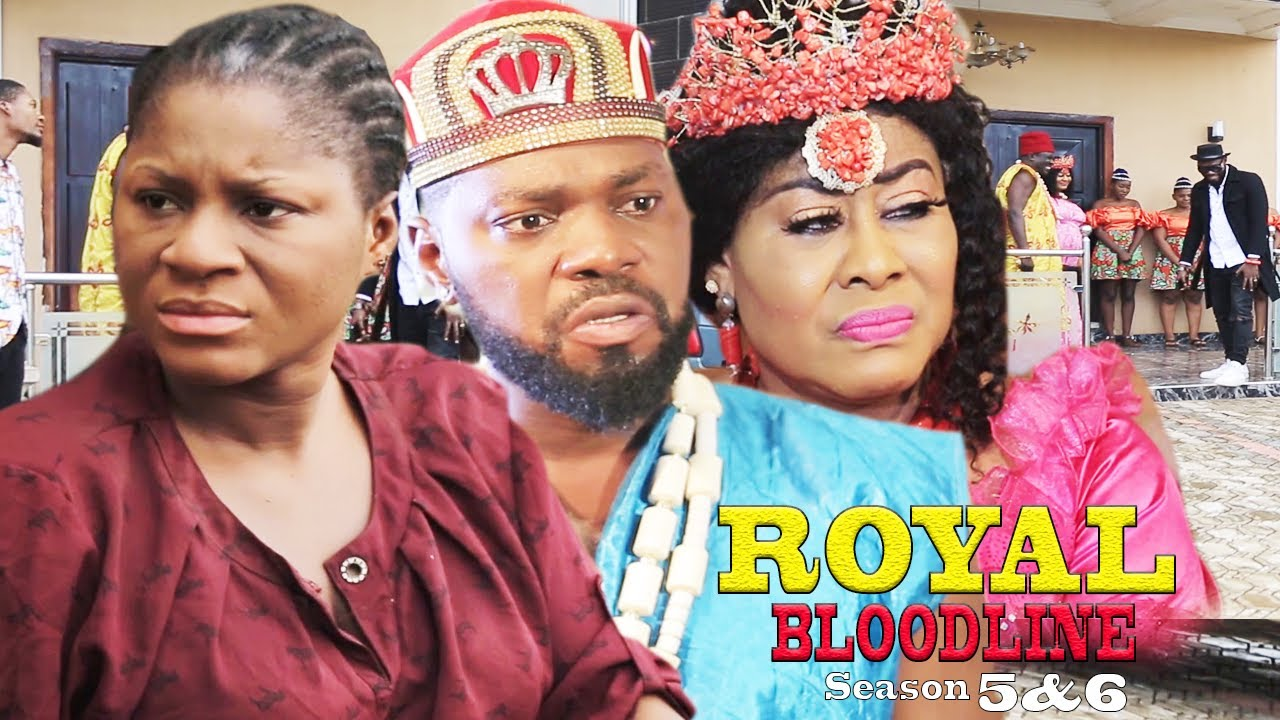 Download ROYAL BLOODLINE SEASON 5 {NEW MOVIE} - DESTINY ETIKO JERRY WILLIAMS   2020 LATEST  NOLLYWOOD MOVIE