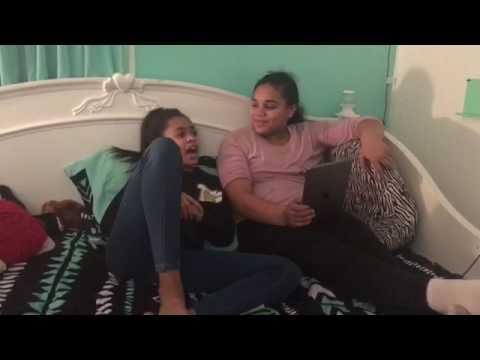 Annoying brother  videozaniyah ft.zoe graham & nevaeh graham