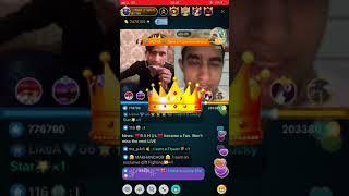 Bigo live pk : Sabzi Wale vs Arbi | biggest Game bigo