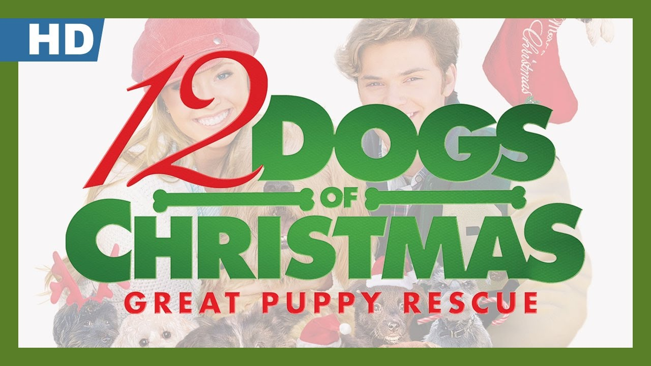 12 Dogs Of Christmas.12 Dogs Of Christmas Great Puppy Rescue 2012 Trailer