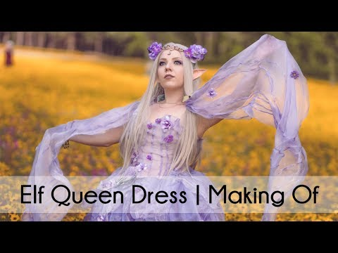 Cosplay Making Of: Elf Queen | Firefly Path Simplicity Pattern #8629